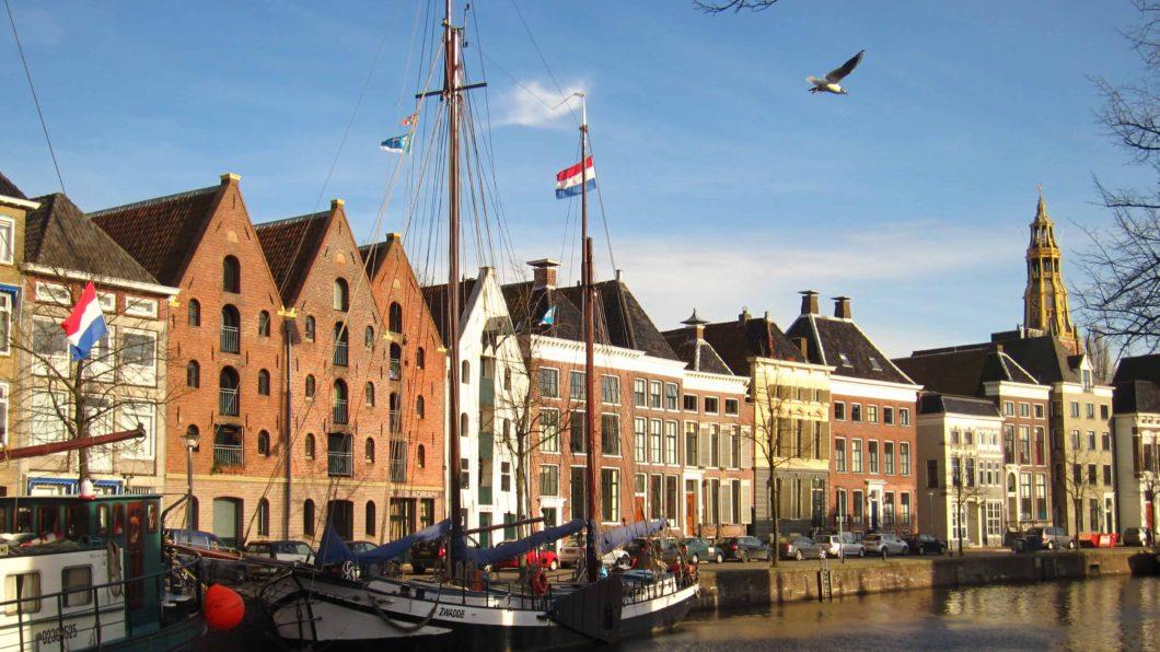 Hoge der A Groningen - Mediator Groningen