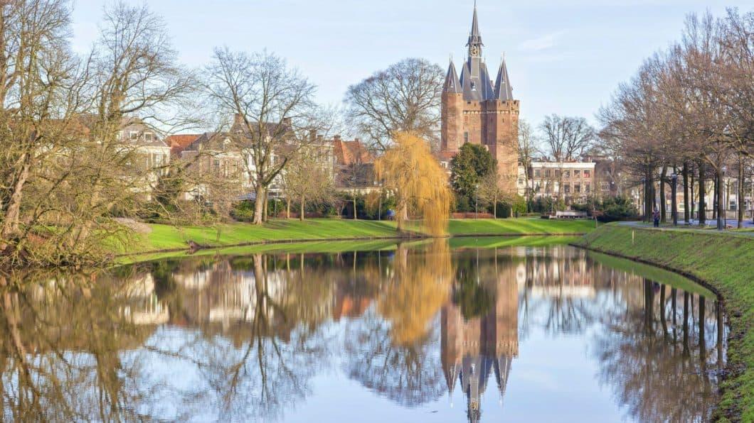 De Sassenpoort in Zwolle - Mediator Zwolle