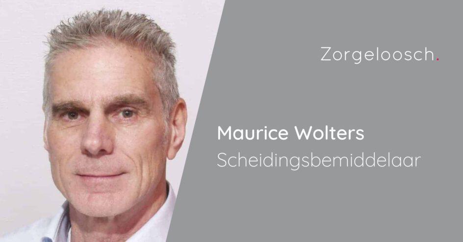 Mediator Barendrecht - Maurice Wolters