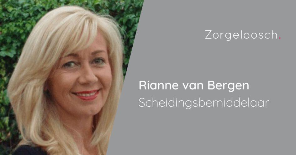 Mediator Ridderkerk - Rianne van Bergen