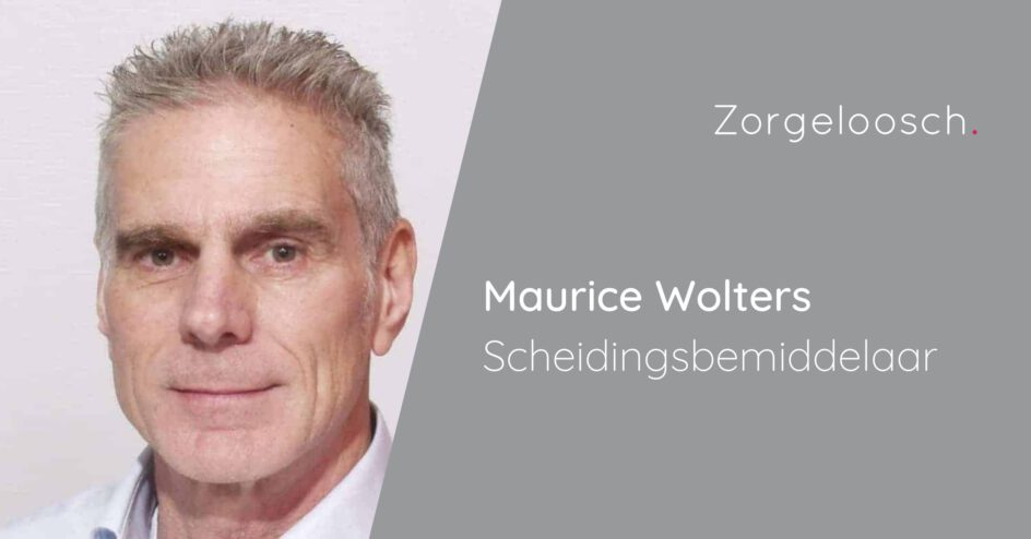 Mediator Almere - Maurice Wolters